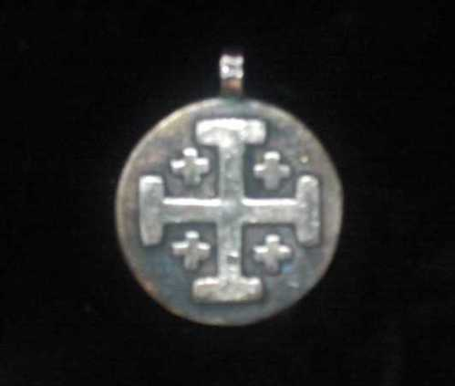 Jerusalemkreuz_3mal3cm_Mittelalter