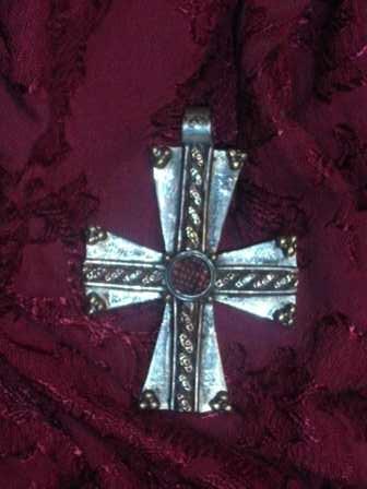 Syrisches Kreuz_4 Jh_Kreuz
